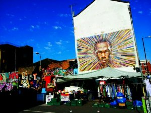 Jimmy C' s Usain Bolt on Scalter Street Spring 2012