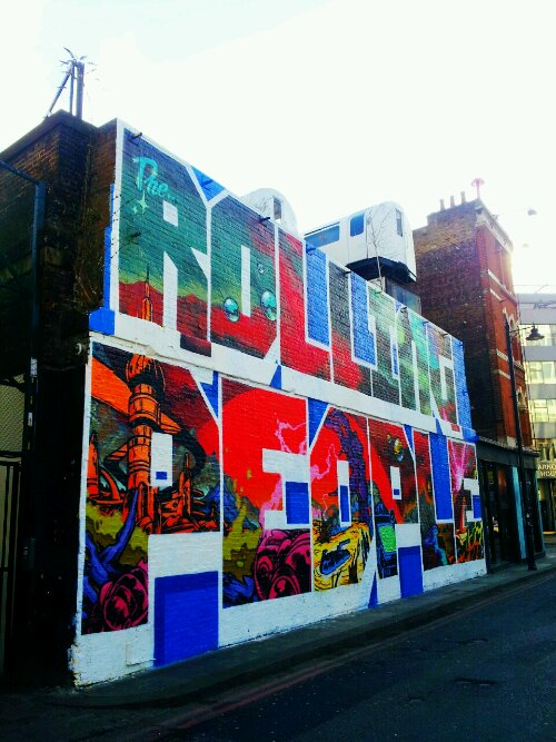 The Rolling People's Village Underground Wall