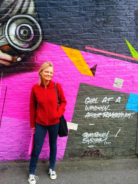 Ingrid Beazley Dulwich Outdoor Gallery