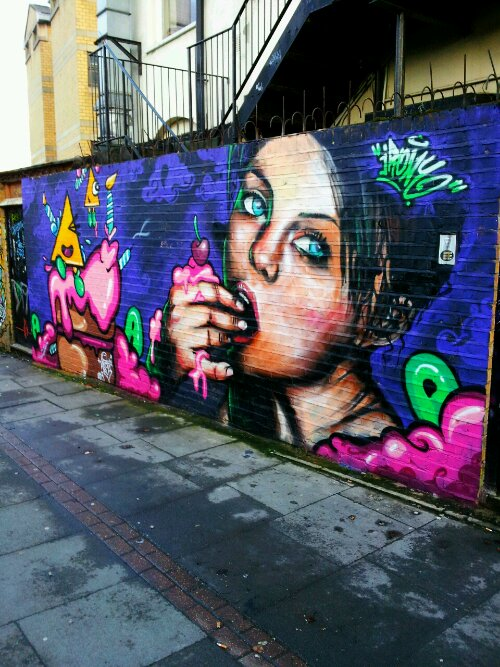 Artista and Irony have done a number of works together