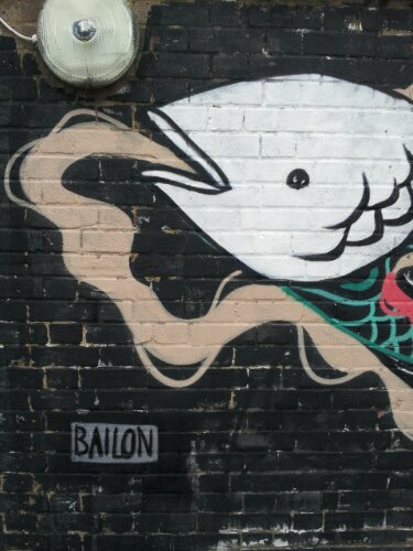 Fish by Bailon in Dalston