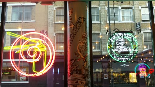 The Far Rockaway is Shoreditch's newest bar and restaurant