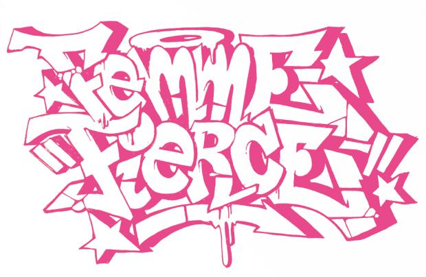 Femme Fierce logo