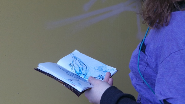 Thieu had a sketch prepared