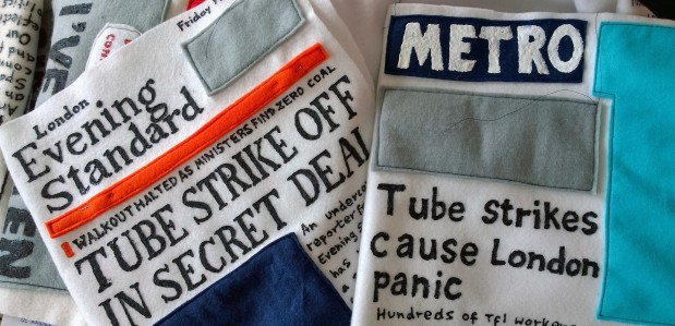 Evening Standard and the Metro