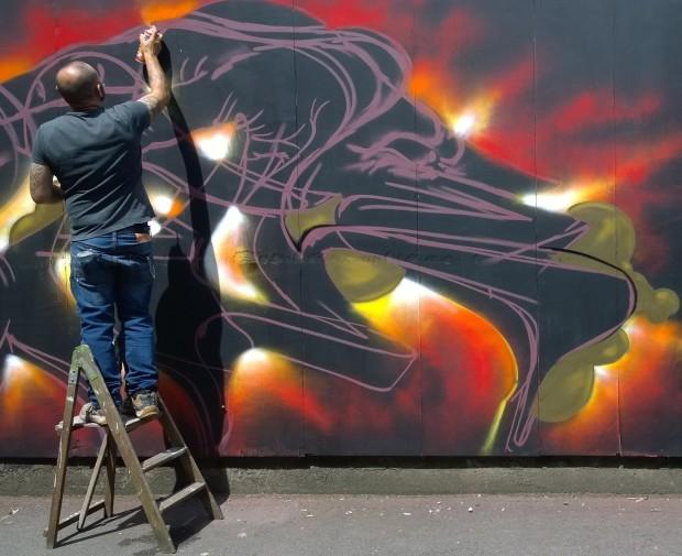 Art on Hewett Street