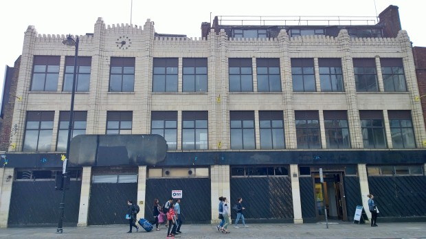 It is proposed that these buildings currently fronting Norton Folgate will be demolished