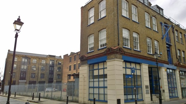 The corner of Elder and Fleur de Lis Street will see the original warehouse buildings retained and development beyond
