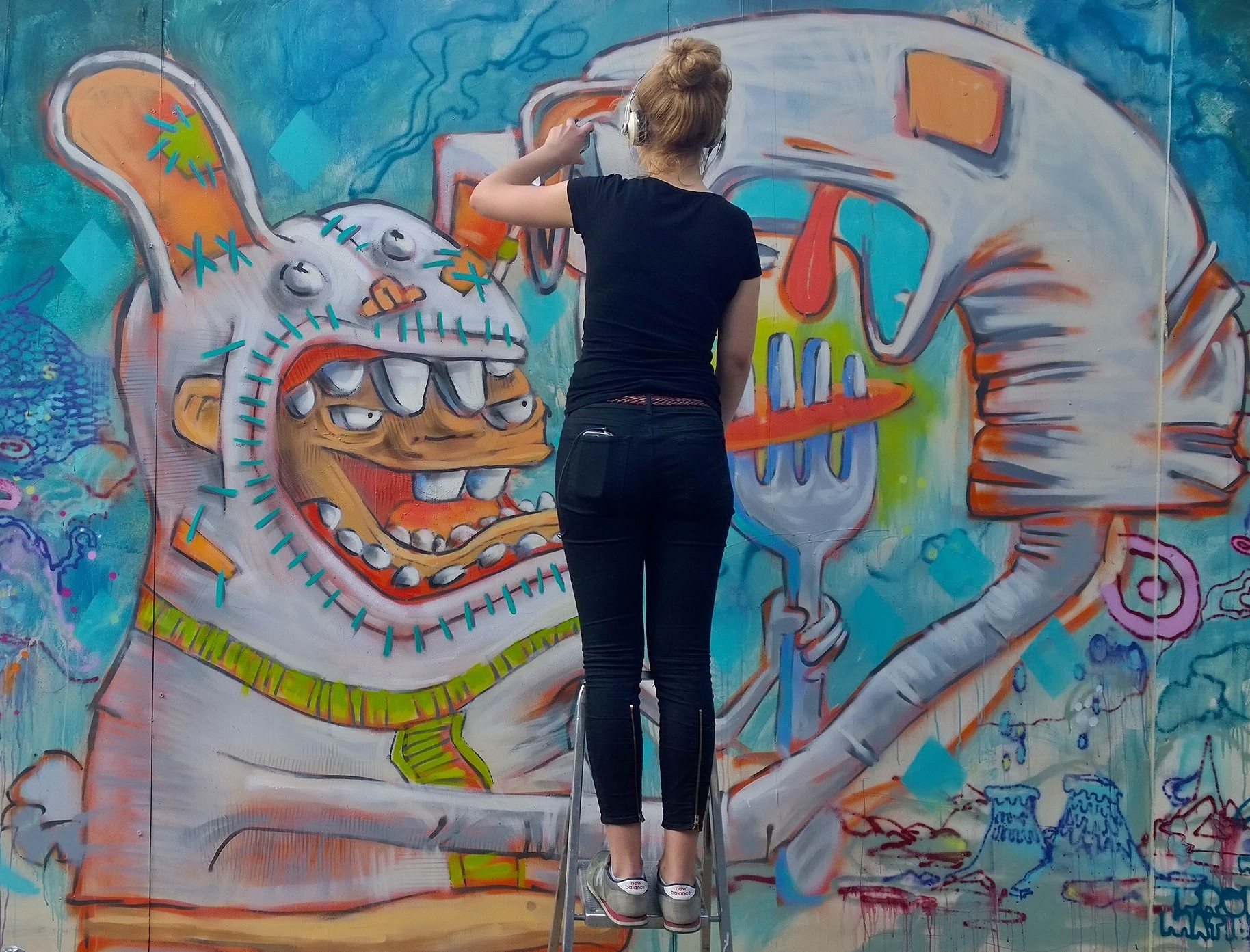 The Top 10 Best Places To See Street Art In London