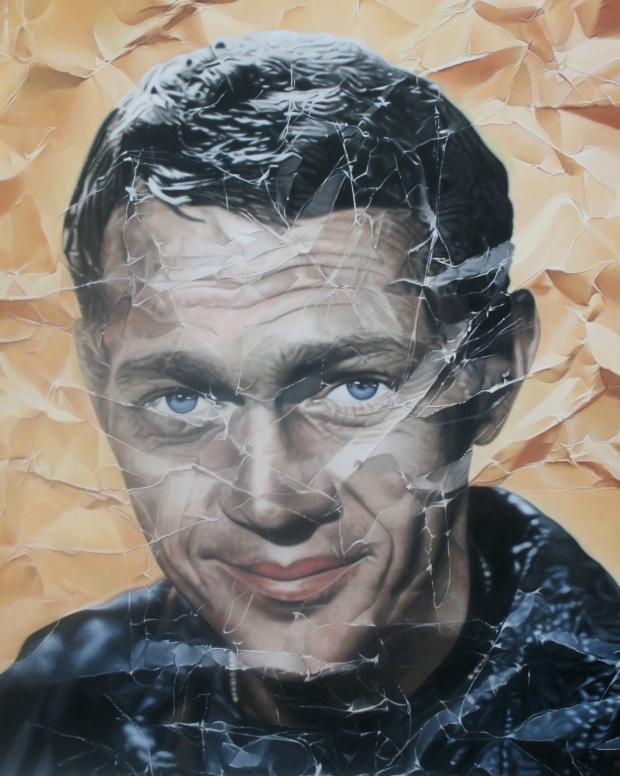 Steve McQueen by John McCarthy