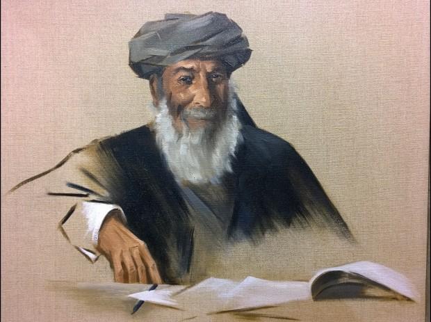 'The Old School Master' by Arabella Dorman
