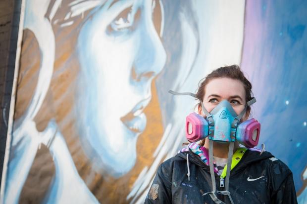 French artist Zabou by Rob Wilson Jnr
