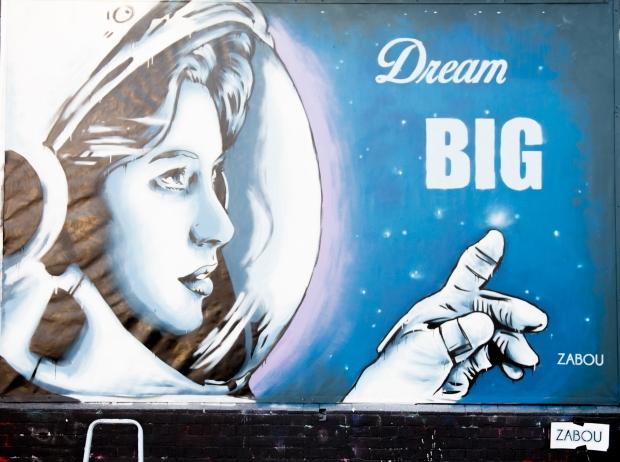 'Dream Big' by Zabou