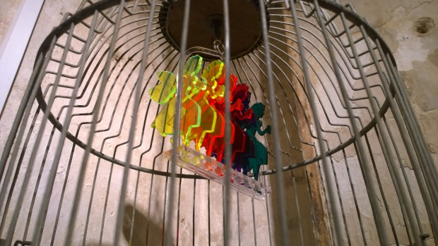 Fairies in a cage