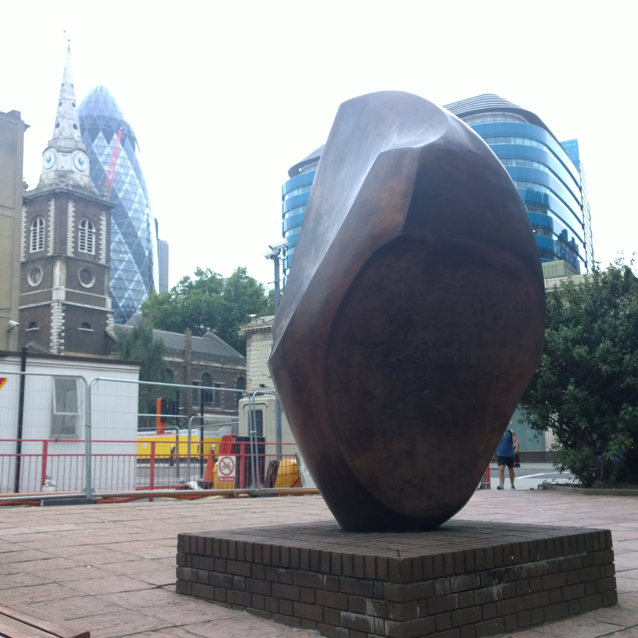 ten top abstract sculptures in the city of london