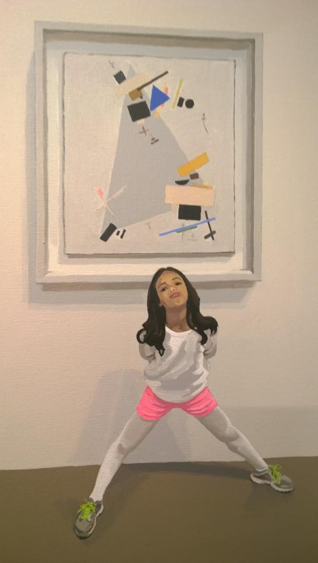 I am a Triangle by Elena Garcia De La Fuente