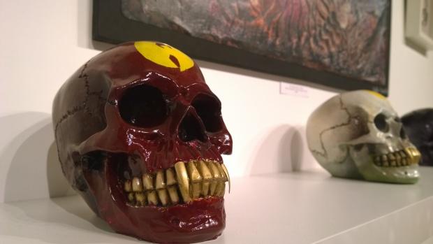 Gary Alford Wu Tang Clan skulls