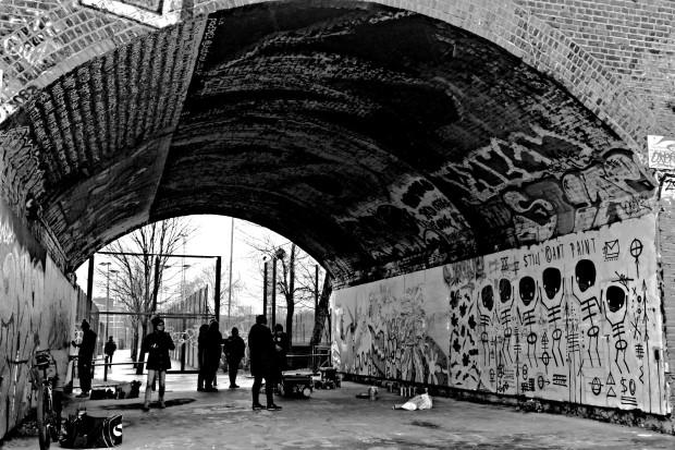 mile end graffiti
