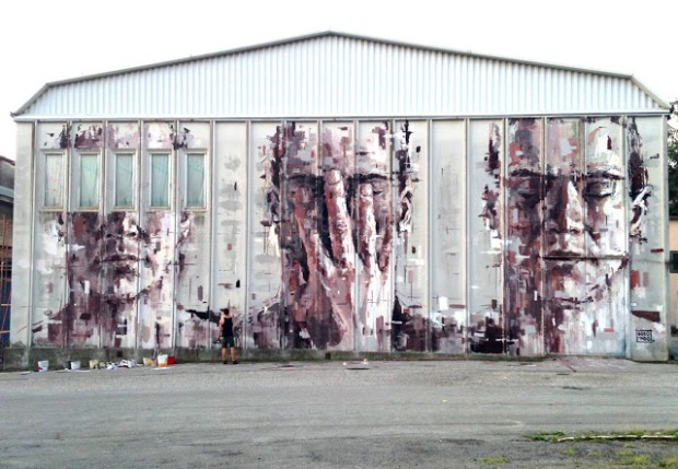 borondo street art news