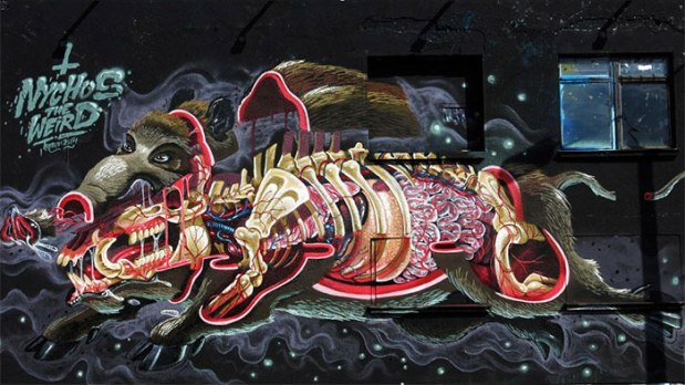nychos the weird austria