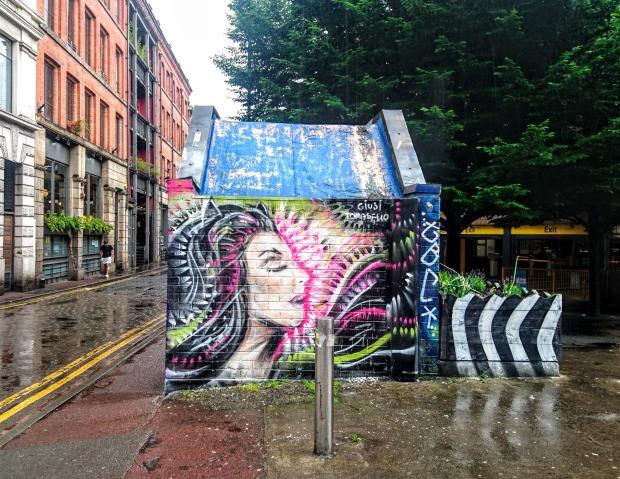invader dorsey street manchester