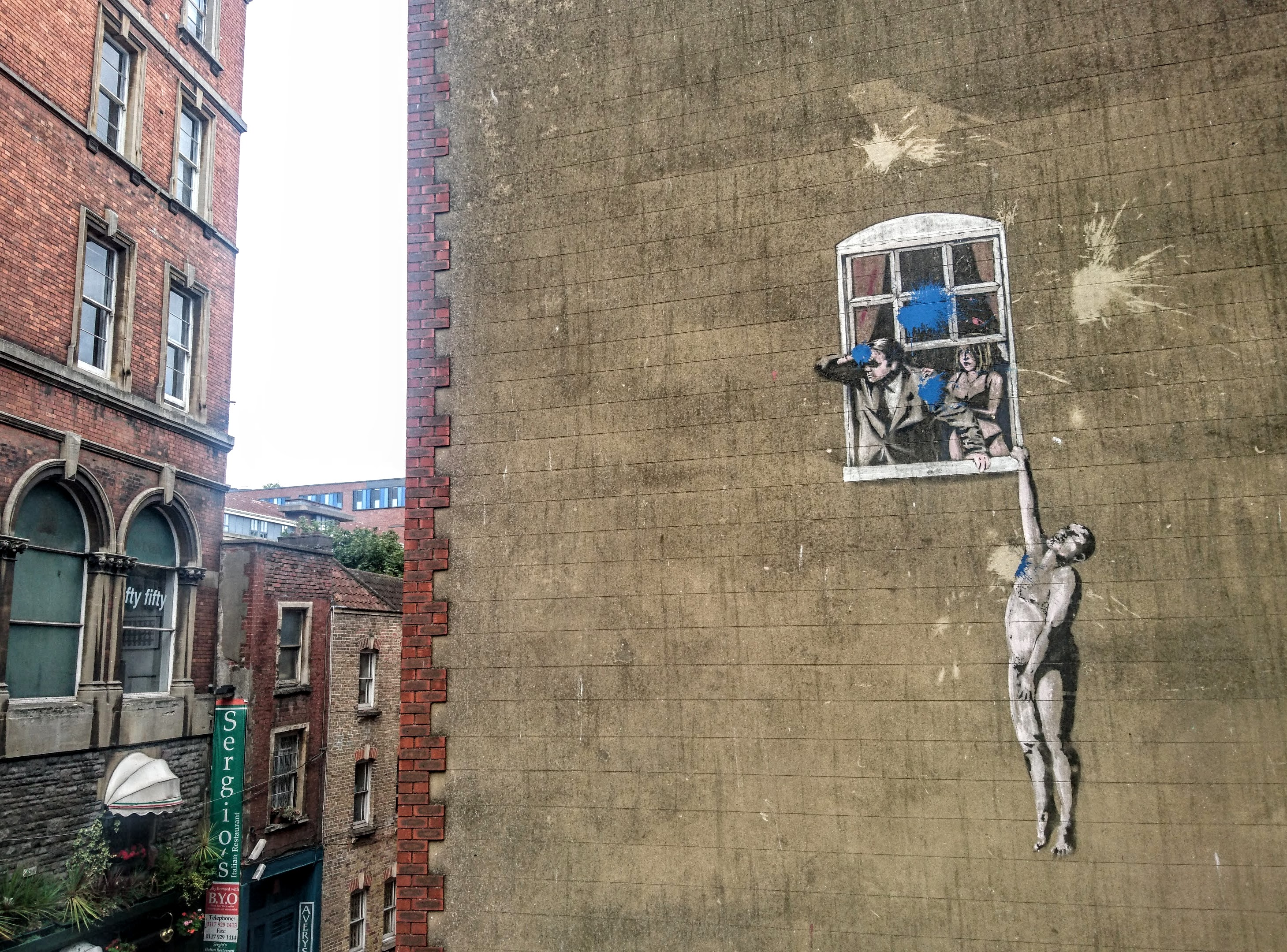 Where To Find Street Art In Bristol Inspiring City