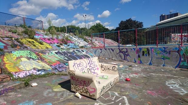 skate park north street bristol