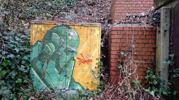 Graffiti EC Brighton
