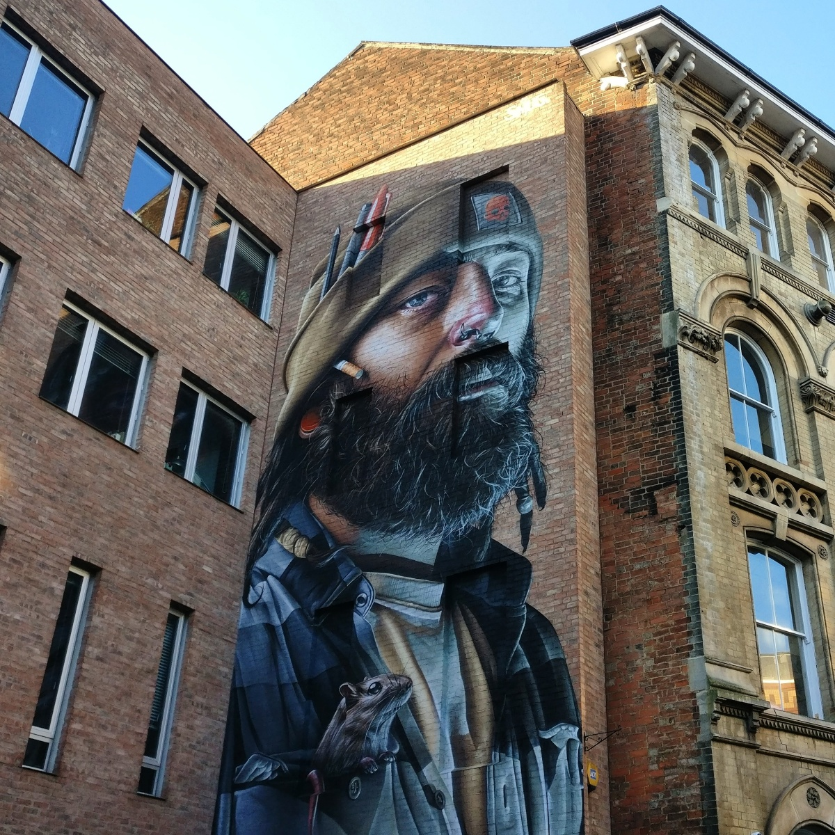 Where to find street art and graffiti in Leicester