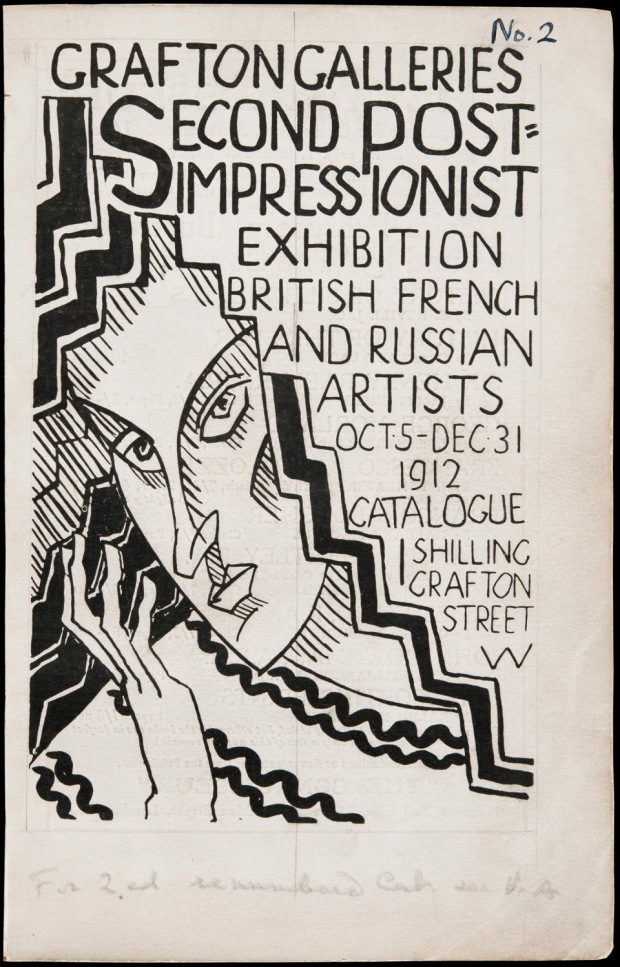 second-post-impressionist-exhibition-exhibition-catalogue-grafton-galleries-london-1912