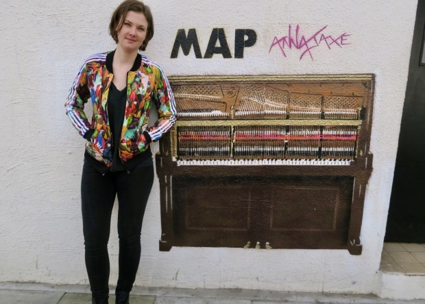 Anna Jaxe MAP Studio